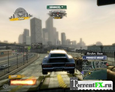 Burnout Paradise:The Ultimate Box (2009/PC/�������) | RePack �� R.G.Spieler