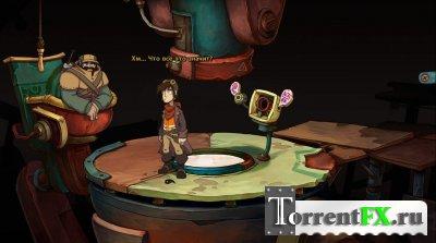 Депония 2: Взрывное Приключение (2012) PC | RePack от R.G. Механики