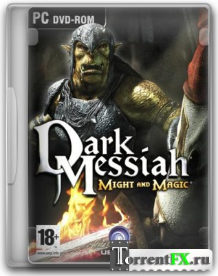 Dark Messiah of Might and Magic Collector's Edition (2010) PC | RePack by SeregA-Lus