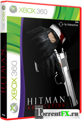 Hitman: Absolution (2012/ENG) Xbox 360 [LT+3.0]