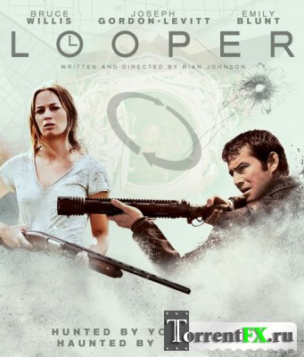 ����� ������� / Looper (2012) DVDRip | ������ ����