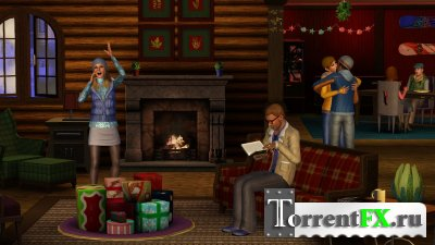 The Sims 3: ������� ���� (2012) PC