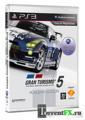 Gran Turismo 5: Academy Edition (2012) PS3