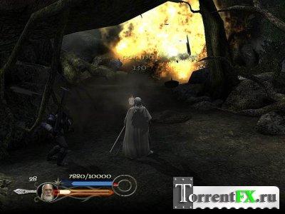 Властелин колец: Возвращение Короля / The Lord Of The Rings: Return Of The King (2003) PC | Лицензия