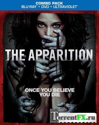 Явление / The Apparition (2012) HDRip | L2
