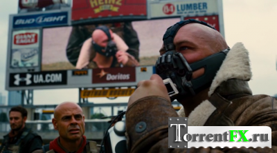 Темный рыцарь: Возрождение легенды / The Dark Knight Rises (2012/HDRip) | Лицензия