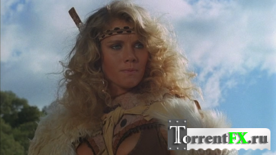 Королева варваров / Barbarian Queen (1985) DVDRip-AVC