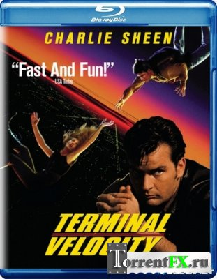 Скорость падения / Terminal Velocity (1994) ВDRip от HQCLUB