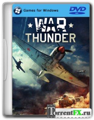 Wаr thundеr [v. 1.17.40.0] (2012/PC/Русский)