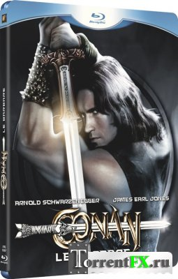 Конан Варвар / Conan The Barbarian (1982) HDRip
