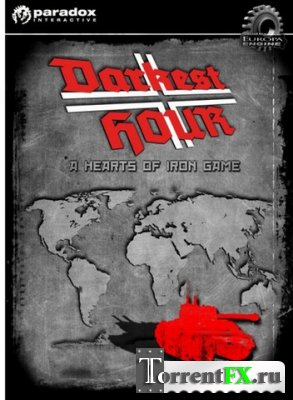 Darkest Hour: A Hearts of Iron Game (2011) PC | Repack �� R.G. UPG