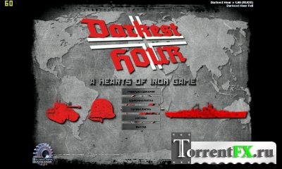 Darkest Hour: A Hearts of Iron Game (2011) PC | Repack от R.G. UPG