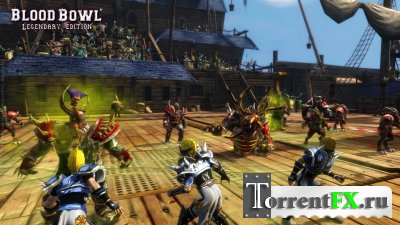 Blood Bowl: Legendary edition [v2.0.1.4] (2011) PC | Repack от R.G. UPG