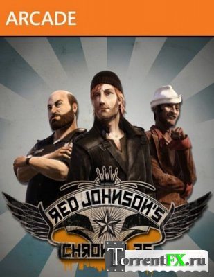 Red Johnson's Chronicles (2012) PC | RePack by R.G ReCoding