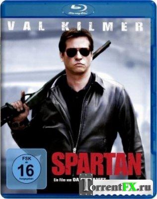 Спартанец / Spartan (2004) BDRip от Rulya74