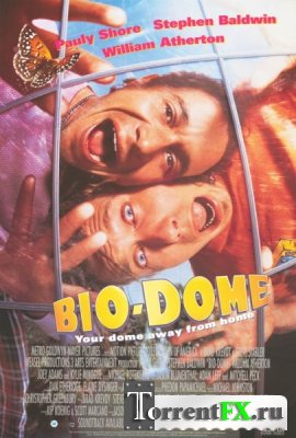 Биодом / Bio-Dome (1996) HDTVRip от RG MixTorrent | P2
