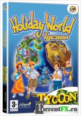 ��������� ������ / Holiday World Tycoon (2004) PC