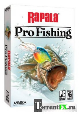 Rapala Pro Fishing (2004) PC