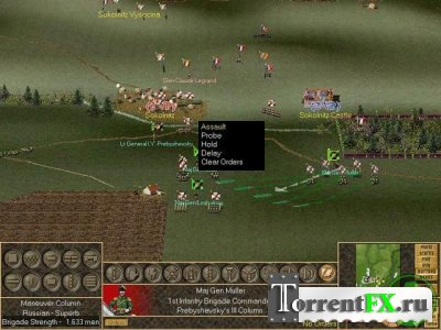 Austerlitz - Napoleon's Greatest Victory (2002) PC | RePack by MellWin