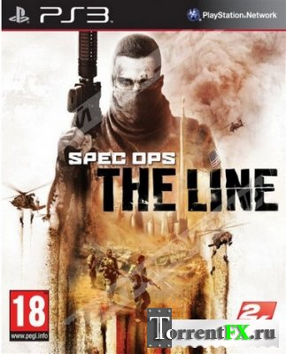 Spec Ops: The Line (2012) PS3