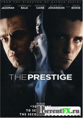 Престиж / The Prestige (2006) HDRip