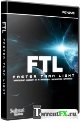 FTL: Faster Than Light (2012) PC | RePack от R.G. ILITA