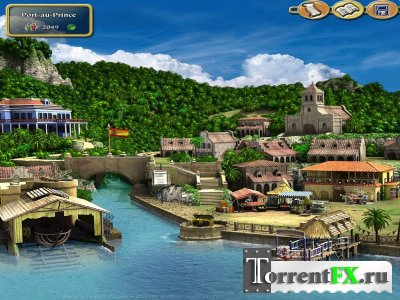 Tortuga: Pirates Of The New World (2003) PC | RePack от R.G ReCoding