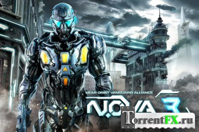 N.O.V.A. 3 - Near Orbit Vanguard Alliance (2012) Android
