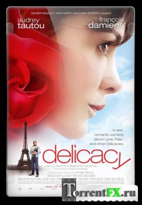 Нежность / La delicatesse (2011) HDRip от Scarabey | Лицензия