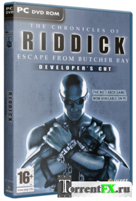 The Chronicles of Riddick - Escape from Butcher Bay (2004) PC | RePack