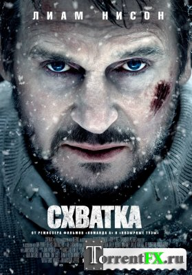 Схватка / The Grey (2012/BDRip) от Scarabey | Лицензия