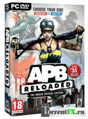 APB Reloaded RuOff 1.9.1 (2011) PC