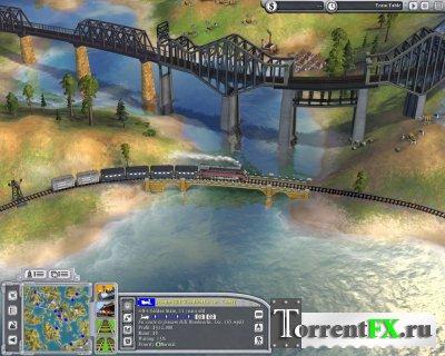 Sid Meier's Railroads! (2007) PC | Repack от R.G. ILITA