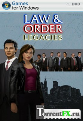 Law & Order: Legacies. Gold Edition (2012) PC | Repack от Fenixx