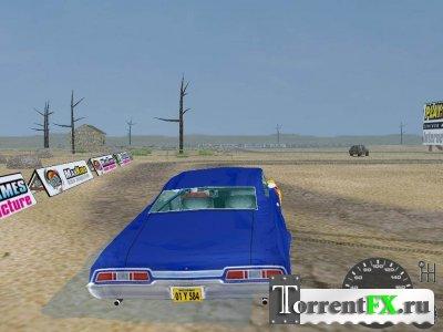 Super driver: Горящая резина (2005) PC | Лицензия