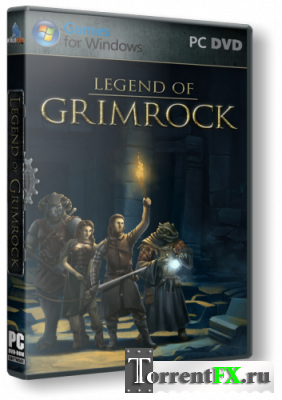 Legend of Grimrock (2012) PC | Repack от R.G. Catalyst