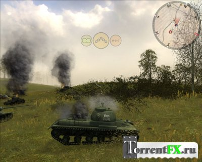 Panzer Elite Action: Танковая гвардия (2006) PC | Лицензия