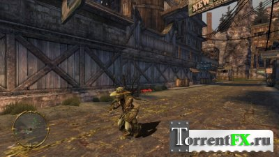 Oddworld: Stranger's Wrath HD (2012) PC | Repack от =Чувак=