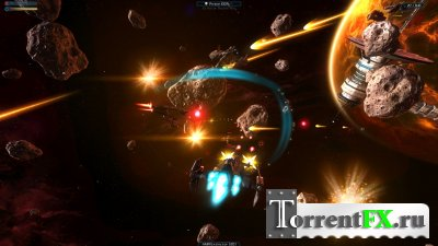 Galaxy on Fire 2 Full HD (2012) PC | Steam-Rip от R.G. Игроманы