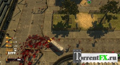 ����������� �����: ����������� ����� / Zombie Driver (2011) PC | Steam-Rip