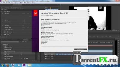 Adobe Premiere Pro CS6 (2012/РС/Русский)