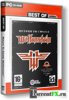 Return to Castle Wolfenstein. GOTY Edition (2001) PC | Repack