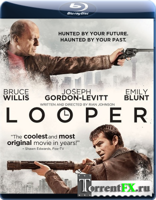 Петля времени / Looper (2012) BDRip 1080p [Лицензия]