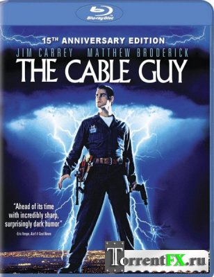 Кабельщик / The Cable Guy (1996) HDRip от Scarabey