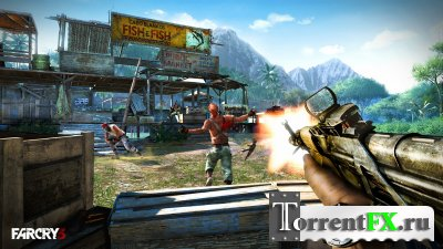 Far Cry 3: Deluxe Edition [v 1.04] (2012) PC | RePack