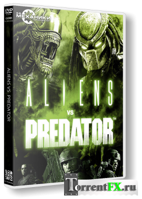 Aliens vs. Predator (2010) PC | RePack от R.G. Механики
