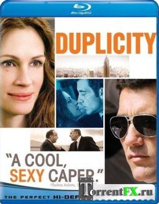 Ничего личного / Duplicity (2009) HDRip от Scarabey