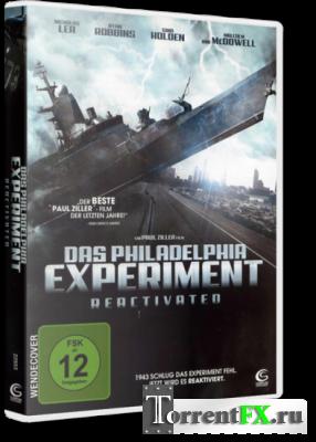 Филадельфийский эксперимент / The Philadelphia Experiment (2012) HDRip | L1