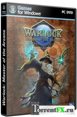 Warlock: Master of the Arcane [v 1.4.1.56 + 4 DLC] (2012) PC | RePack