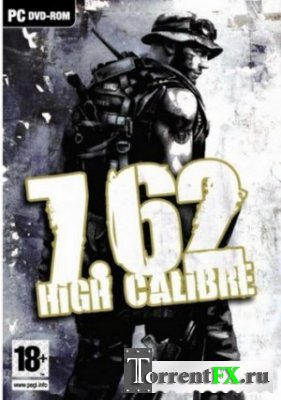 7.62: High Calibre (2009) PC | Repack